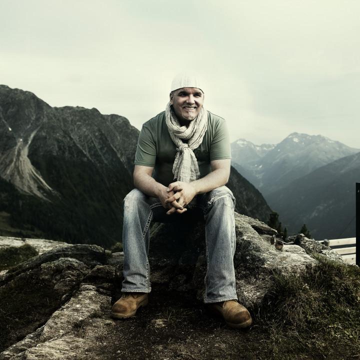 DJ Ötzi Pressefotos Es ist Zeit (2012)