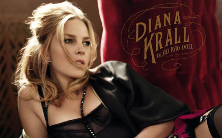"""Das Cover der neuen Platt """"The Rag Doll"""" von Diana Krall"""