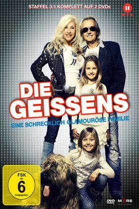 Die Geissens, Die Geissens - Staffel 3, Teil 1, 04032989603091