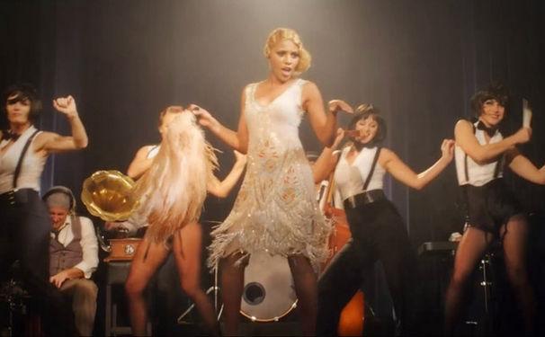 Alice Francis, Alice Francis erobert aus dem Stand Platz 1 der Myvideo-Musikclip-Charts