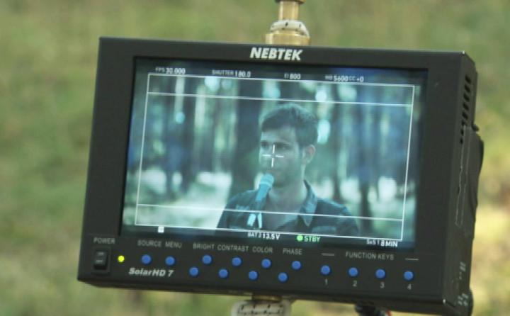 "Making Of Video ""Mich kann nur Liebe retten"""