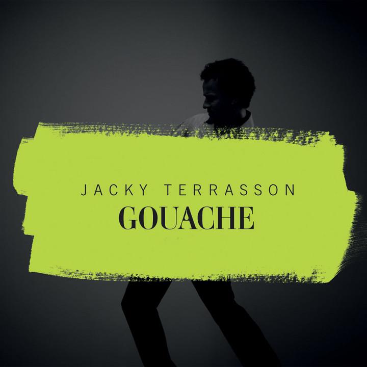 Gouache: Terrasson,Jacky