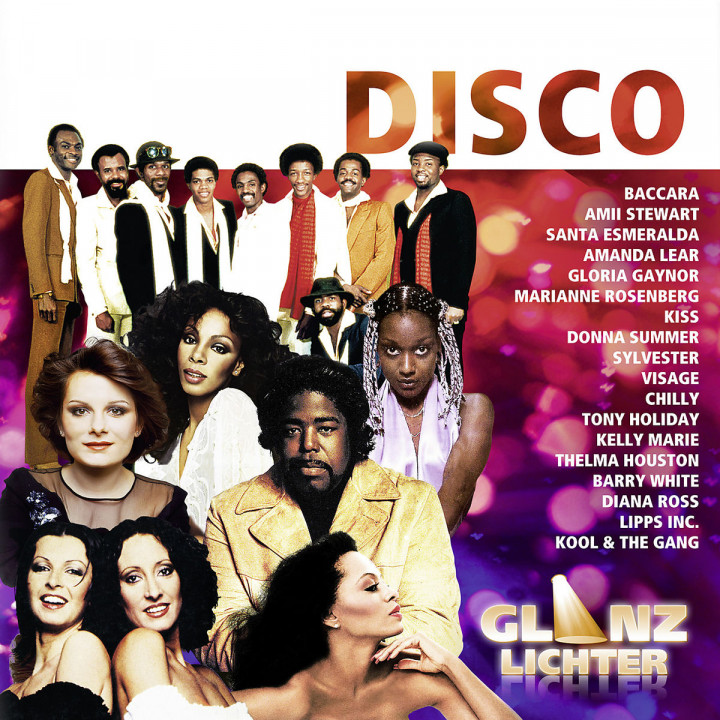 Glanzlichter Disco: Various Artists