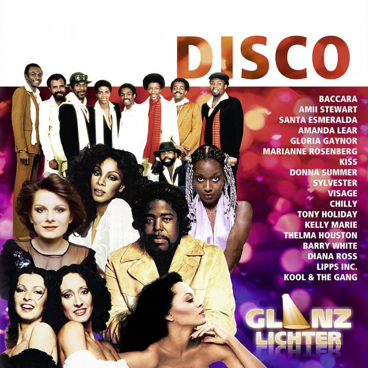 Glanzlichter Disco: Various Artists