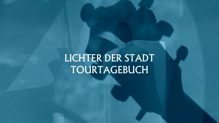 Unheilig Tourtagebuch Folge 4