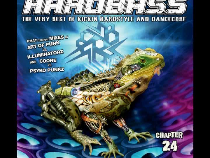 Hardbass Chapter 24 - Minimix CD 2