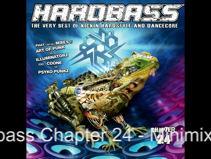 Hardbass Chapter 24 Minimix - CD1