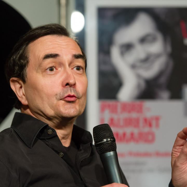 Pierre-Laurent Aimard bei Dussmann