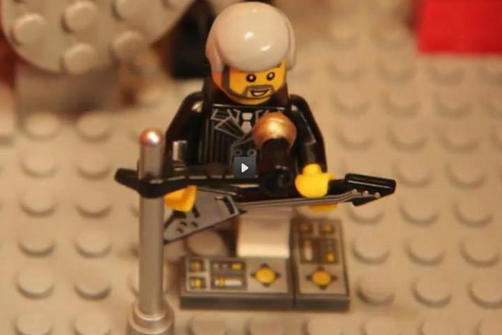 Triggerfinger Lego