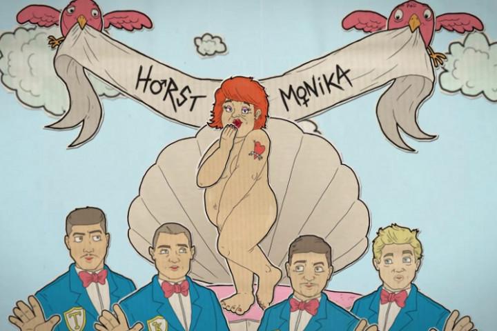 Die Orsons feat. Cro Horst & Monika
