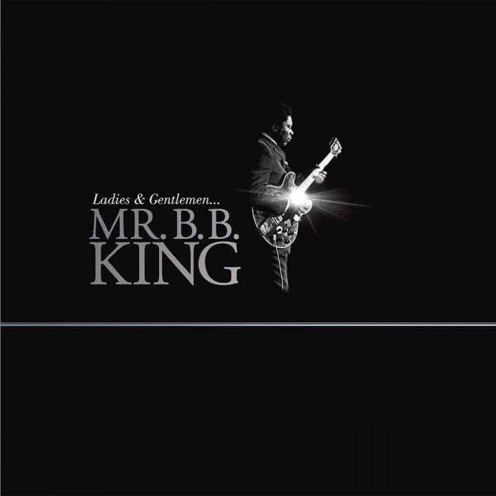 Mr. B.B. King (10 CD Boxset): B.B. King