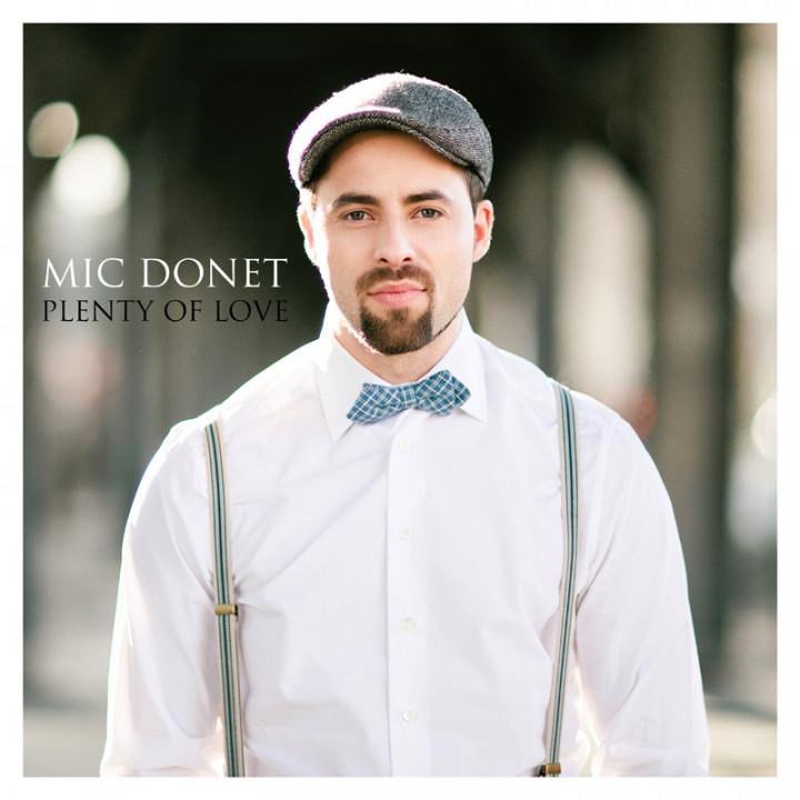 Mic Donet - Plenty Of Love Single Cover