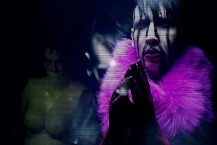 Marilyn Manson Slo-mo-tion
