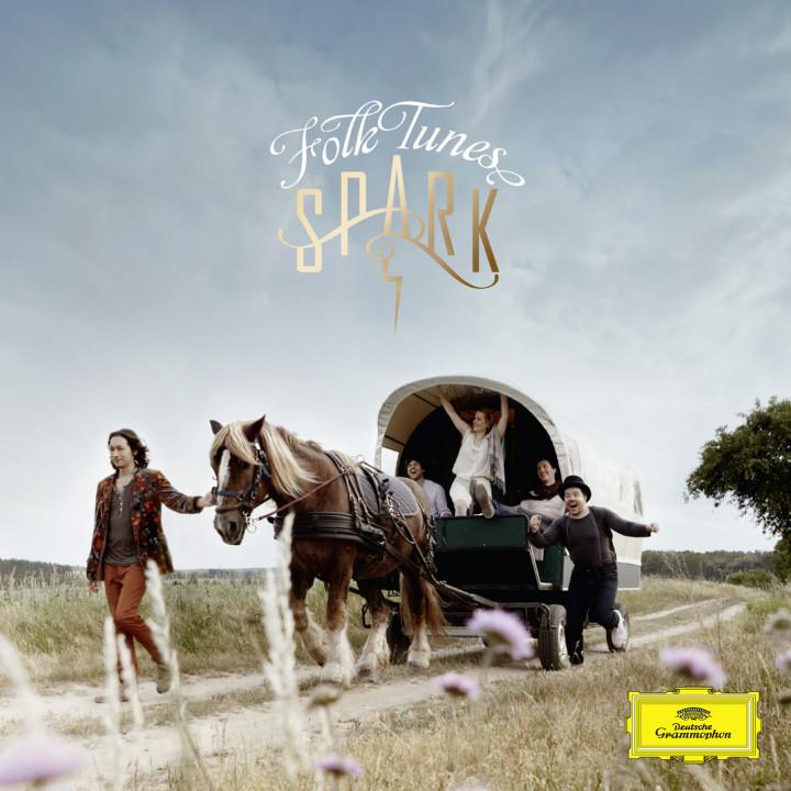 Spark Folk Tunes Cover