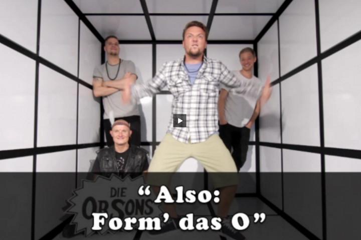 Die Orsons Form das o