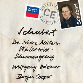 Collectors Edition, Schubert: Die Schöne Müllerin; Winterreise; Schwanengesang, 00028947842729