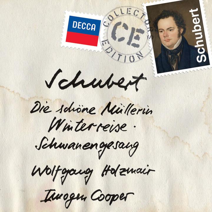 Schubert: Die Schöne Müllerin; Winterreise; Schwanengesang