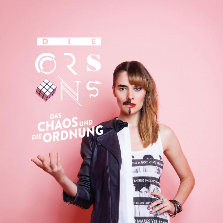 Die Orsons Das Chaos und die Ordnung Cover