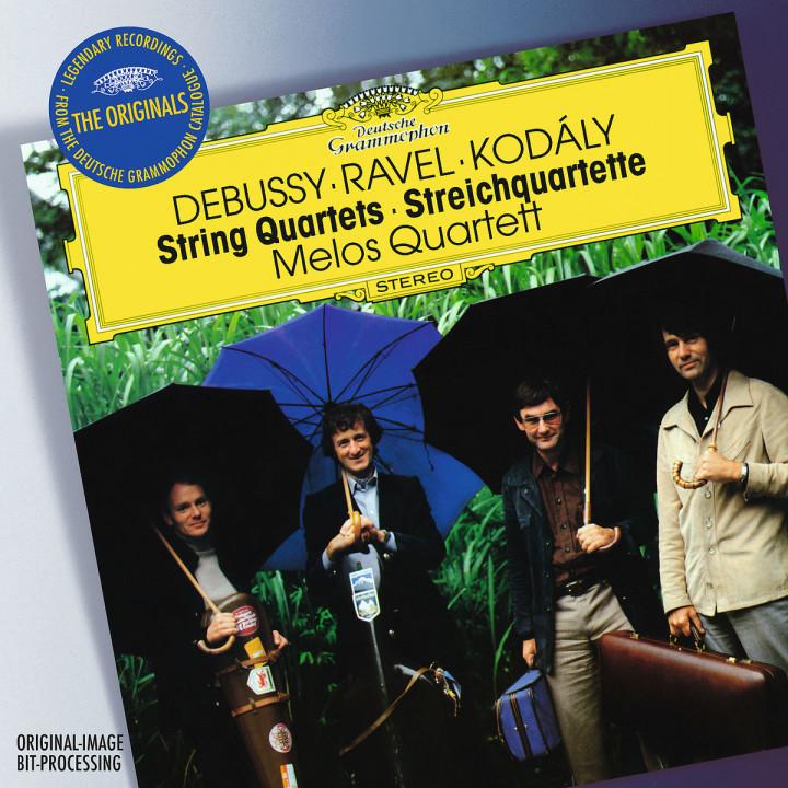 Streichquartette op.10/F-Dur/2: Melos Quartett