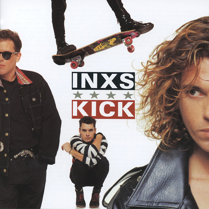 Kick 25 (LP) (Ltd. Edt.): INXS