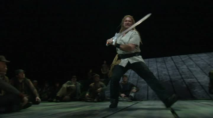 Metropolitan Opera Der Ring des Nibelungen