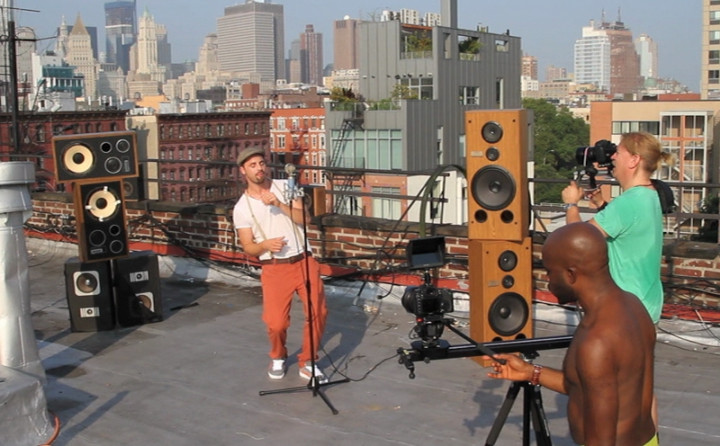 "Mic Donet Making Of Video ""Plenty Of Love"""