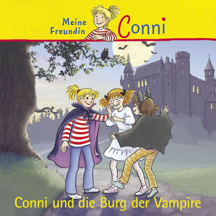 36: Conni und die Burg der Vampire: Conni