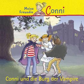 Conni, 36: Conni und die Burg der Vampire, 00602527960302