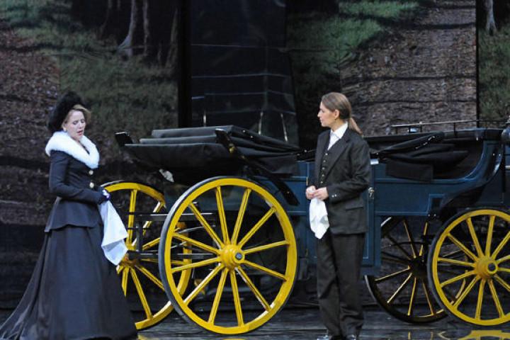 """Strauss' """"Der Rosenkavalier"""" am Festspielhaus Baden-Baden mit Renée Fleming"""