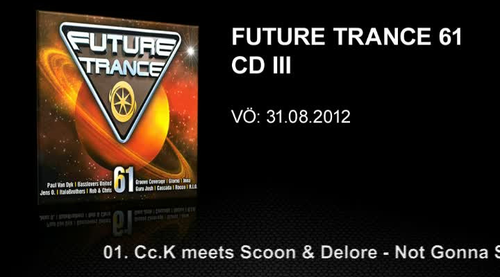 Future Trance  Minimix - CD3