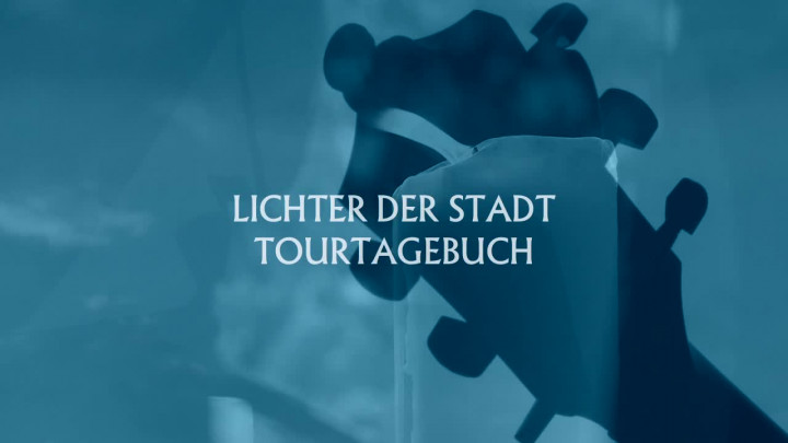 Unheilig Tourtagebuch Folge 5