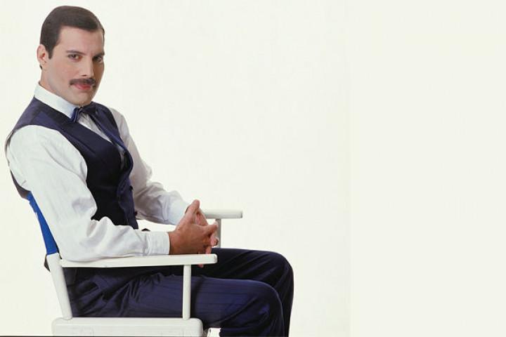 Freddie Mercury - UMG Eyecatcher
