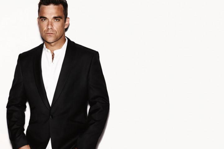 Robbie Williams Pressefoto 2011