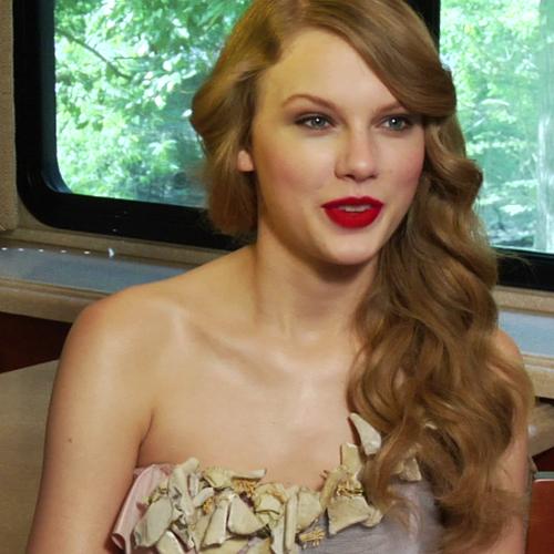 "Taylor Swift, Taylor Swift über ""Wonderstruck"""