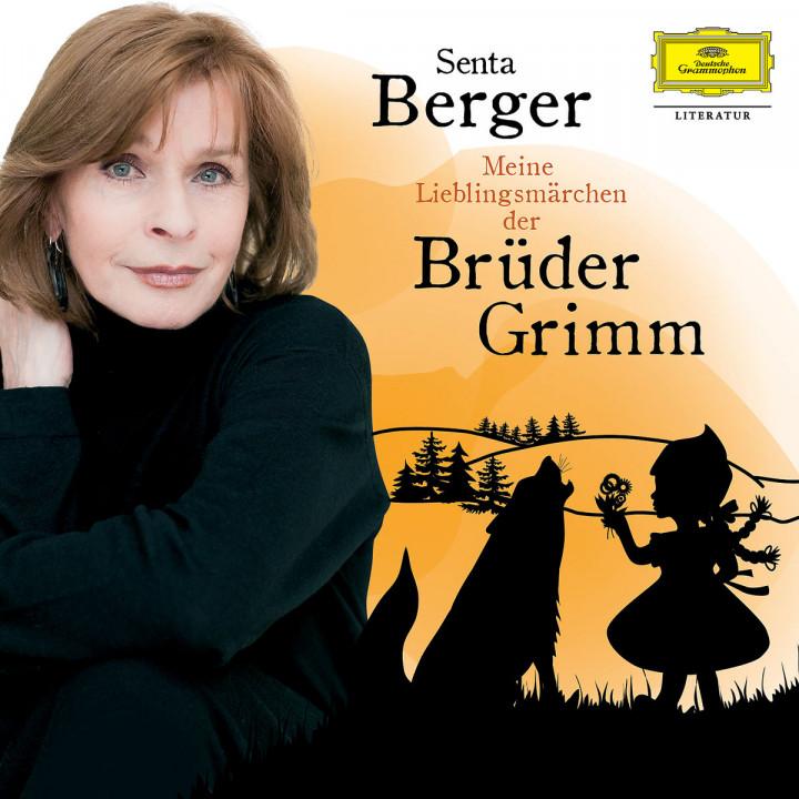 Meine Lieblingsmärchen der Gebrüder Grimm: Berger,Senta