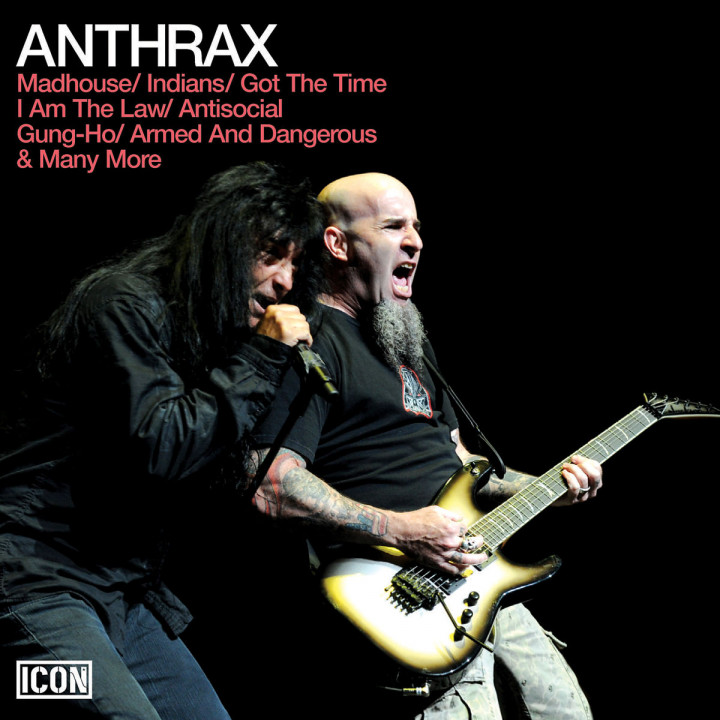 Icon: Anthrax