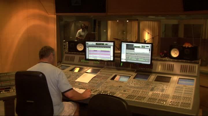 Norbert Rier im Studio