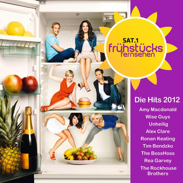 SAT 1 Frühstücksfernsehen - Die Hits 2012