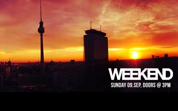 Paul van Dyk, Paul van Dyk in Berlin: Rooftop Sunset Session im Weekend Club