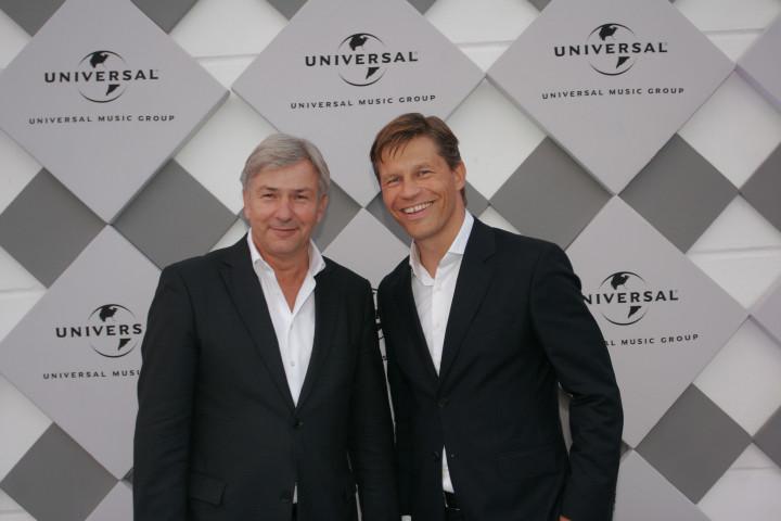 UNIVERSAL MUSIC: Große Party zum 10-jährigen Berlin-Jubiläum