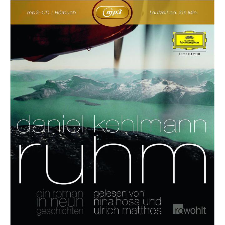 Daniel Kehlmann: Ruhm (mp3): Hoss,Nina/Matthes,Ulrich