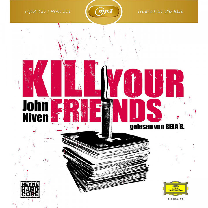 John Niven: Kill Your Friends (mp3): Bela B.