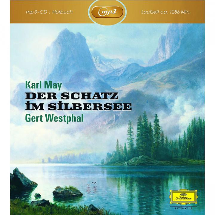 Karl May: Der Schatz im Silbersee (mp3): Westphal,Gerd