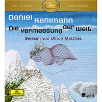 Daniel Kehlmann, Die Vermessung der Welt (mp3 CD), 00602527652962