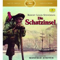 Robert Louis Stevenson, Die Schatzinsel (mp3 CD), 00602527653075