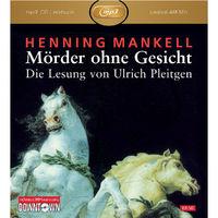 Henning Mankell, Mörder ohne Gesicht (mp3 CD)