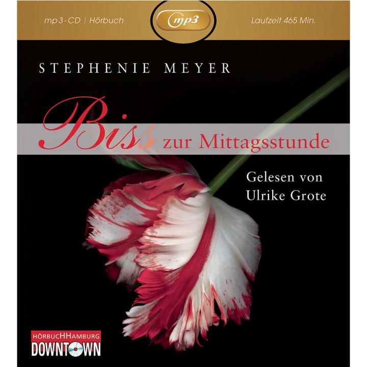 Stephenie Meyer: Bis(s) zur Mittagsstunde (mp3): Grote,Ulrike