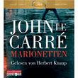 John le Carré, Marionetten (mp3 CD), 09783899039023