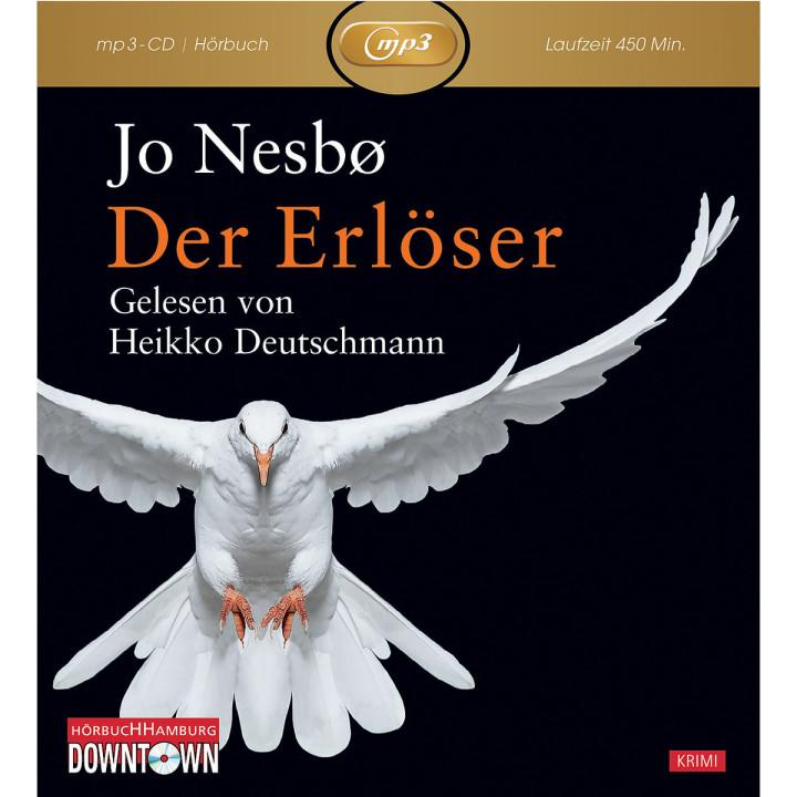 Jo Nesbo: Der Erlöser (mp3): Deutschmann,Heiko