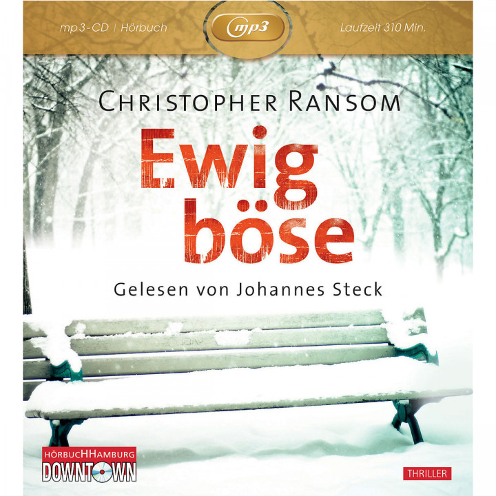 Christopher Ransom: Ewig böse (mp3): Steck,Johannes